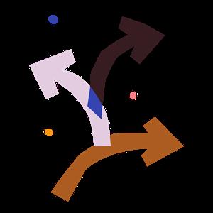 Umbraco redirect arrows icon