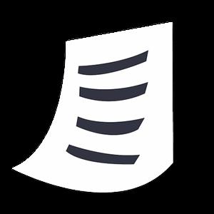 Umbraco sheet icon