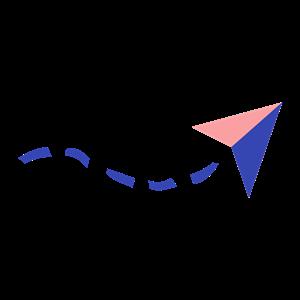 Umbraco paperplane icon